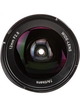 7artisans 12mm f/2.8 Lens for Sony E Mount (Black)