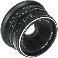 7artisans 25mm f/1.8 Lens for Canon EF-M (Black)