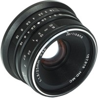 7artisans 25mm f/1.8 Lens for Fujifilm X (Black)
