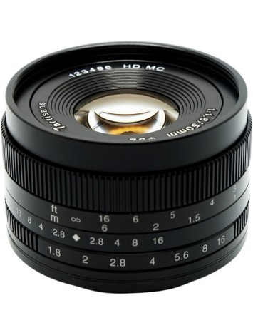 7artisans 50mm f1.8 Lens for M43 Panasonic Olympus