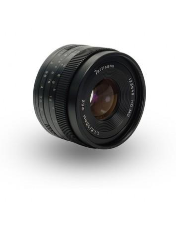 7artisans 50mm f/1.8 Lens for Sony E Mount