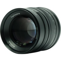 7artisans 55mm f/1.4 Lens for Canon EF-M (Black)