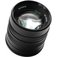 7artisans 55mm f/1.4 Lens for Fujifilm X (Black)