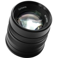 7artisans 55mm f/1.4 Lens for Sony E Mount (Black)