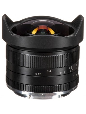 7artisans 7.5mm f/2.8 Fisheye Lens for Canon EF-M
