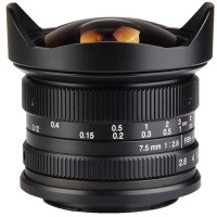 7artisans 7.5mm f/2.8 Fisheye Lens for Fujifilm X