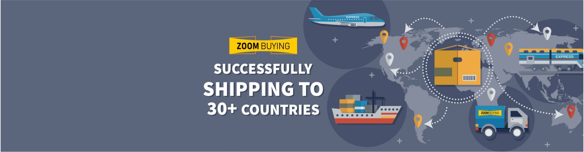 Shipping Worlwide