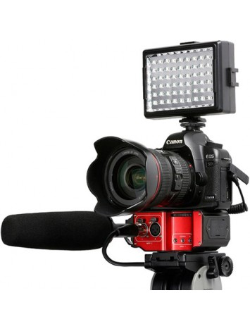 Saramonic SR-PAX2 Active 2-Channel Audio Adapter for DSLR Cameras