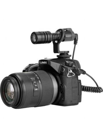 Saramonic Vmic Mini Ultra-Compact Camera-Mount Shotgun Microphone for DSLR Cameras and Smartphones