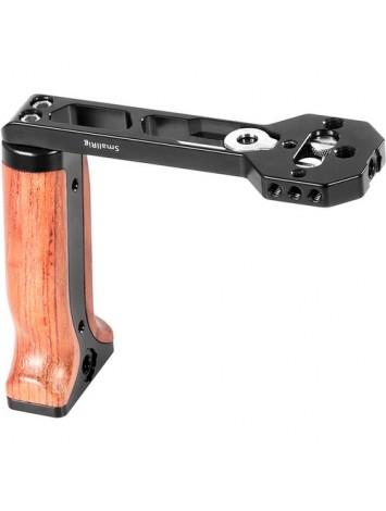 SmallRig Universal Wooden Side Handle for DJI Ronin-S/Ronin-SC/Zhiyun Crane Series Gimbal BSS2222