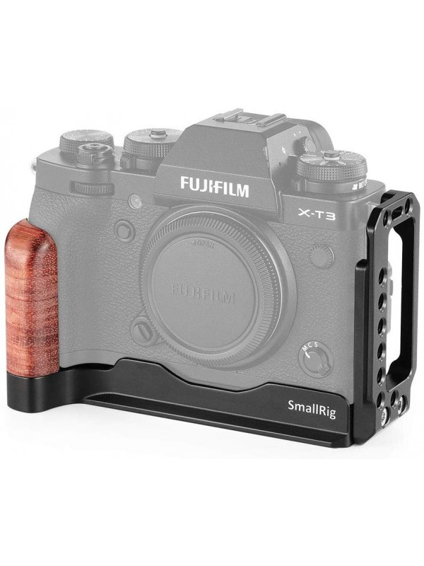 SmallRig L-Bracket for Fujifilm X-T3 and X-T2 Camera 2253