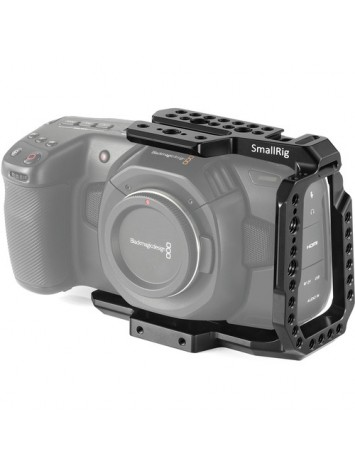 SmallRig Half Cage for Blackmagic Design Pocket Cinema Camera 4K & 6K 2254