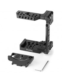 SmallRig Quick Release Half Cage for Nikon Z6 and Z7 Cameras 2262